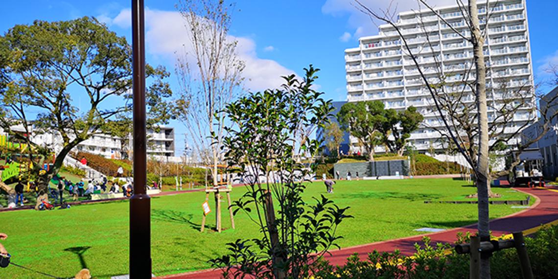 中野区立広町みらい公園_ローンガードナーLG-06S2