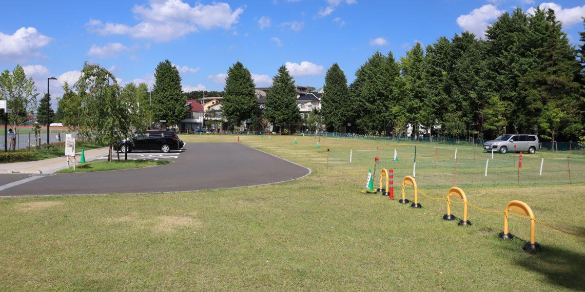 ローンベースLGB-09練馬運動公園